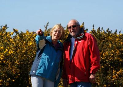 Claudine et Jean Feinte