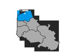 Secteur Calais Côte d'Opale
